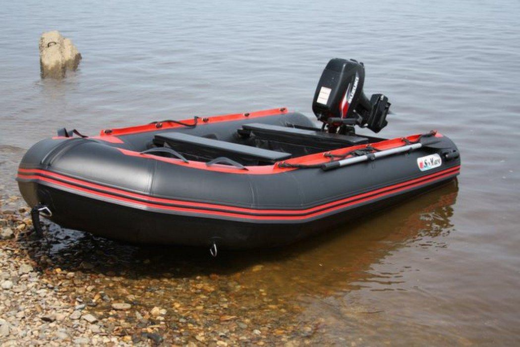 лодка стронг